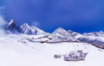 ทัวร์คุนหมิง ต้าหลี่ ลี่เจียง ภูเขาหิมะมังกรหยก 5 วัน 4 คืน โดยสายการบินไทย (TG)