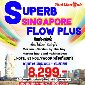 SUPERB SINGAPORE FLOW PLUS