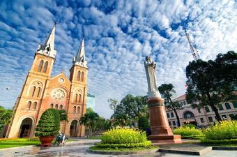 เวียดนามใต้ โฮจิมินห์ ดาลัด มุยเน่ อุโมงค์กู๋จี 4วัน 3คืน
