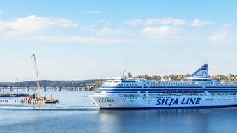 EU01TG สงกรานต์ ล่องเรือสำราญ Silja Line 7D 4N