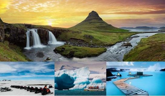 8 วัน ไฮไลท์ไอซ์แลนด์