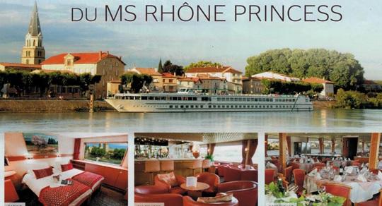 10 วัน ล่องเรือแม่น้ำโซน โรน คามาร์ก (ฝรั่งเศส)