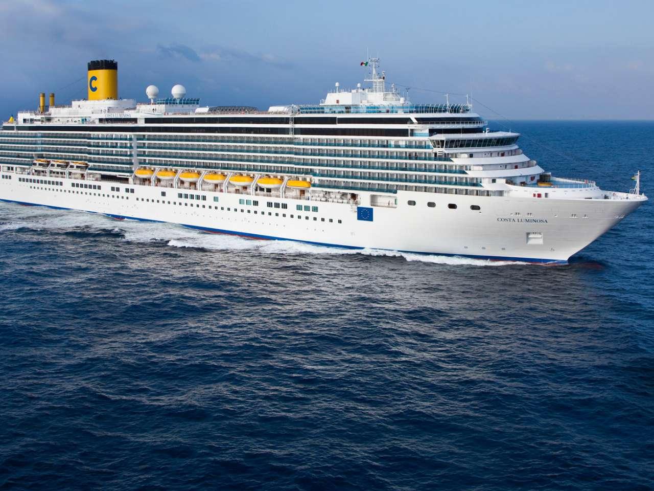 10 วันล่องเรือสำราญทะเลอีเจียน & เอเดรียติก COSTA LUMINOSA