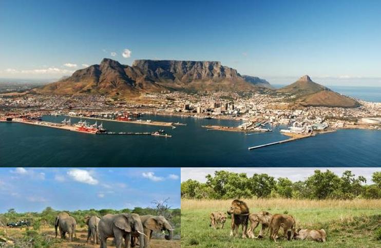 8 วัน แอฟริกาใต้ แกรนด์ทัวร์