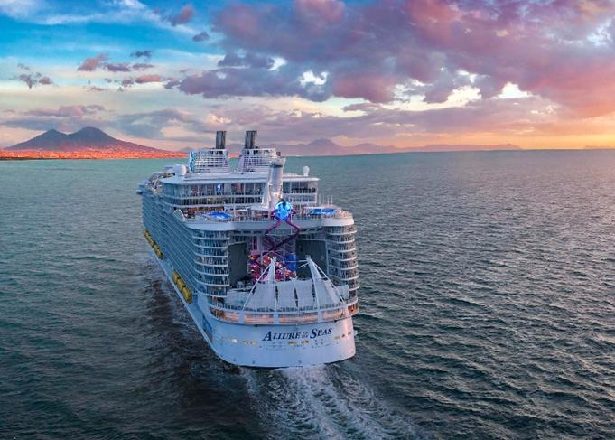 ทัวร์สเปน ล่องเรือทะเลเมดิเตอร์เรเนียน (เรือยักษ์) 10 วัน 7 คืน