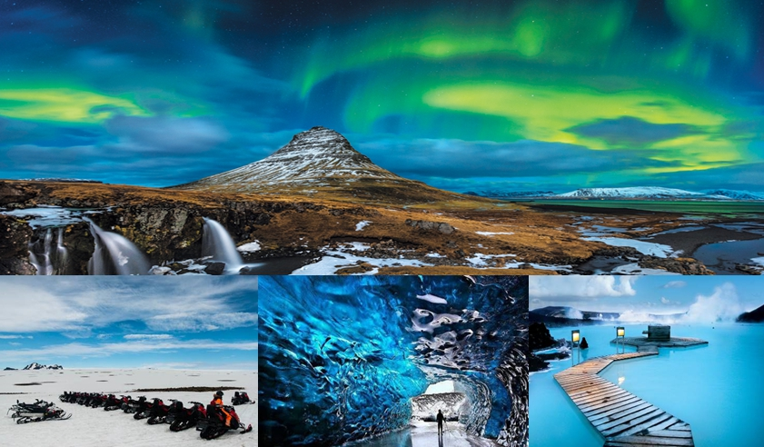 8 วัน นอร์ทไลท์ไอซ์แลนด์