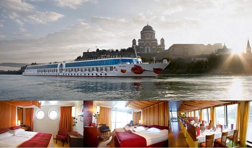11 วัน ล่องเรือแม่น้ำโรน (ฝรั่งเศส)