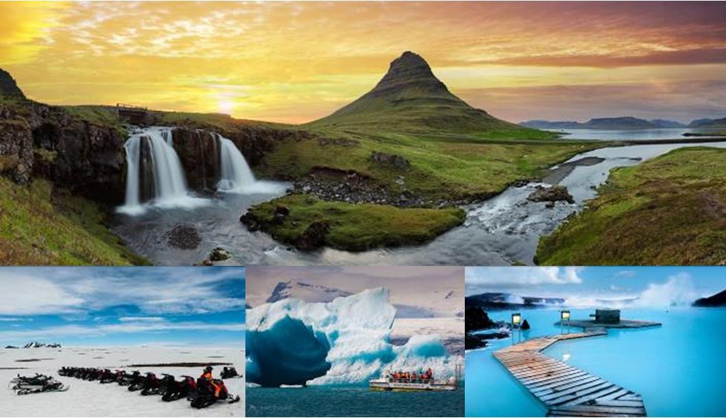 ทัวร์ไอซ์แลนด์ 8 วัน 6 คืน