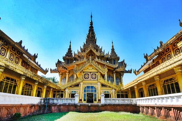 ทัวร์พม่า โปรสุดคุ้ม วันธรรมดาน่าเที่ยว พม่า ย่างกุ้ง หงสา สิเรียม 2 วัน 1 คืน พัก 5 ดาว (DD)