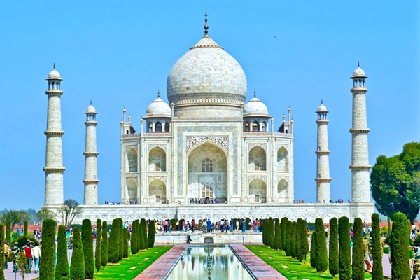 ทัวร์อินเดีย เที่ยวอินเดีย ทัชมาฮาล ชัยปุระ นครสีชมพู  4วัน2คืน โดย สายการบินแอร์เอเชีย(FD)