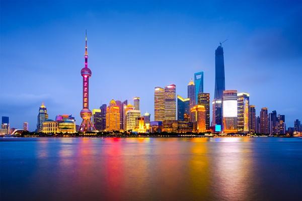 เที่ยวจีน ทัวร์จีน เซี่ยงไฮ้ หังโจว หมู่บ้านชาหลงจิ่ง ล่องเรือทะเลสาบซีหู อุโมงค์เลเซอร์ ตึกสตาร์บัคสาขาใหญ่ที่สุดในโลก 5วัน3คืน บินนกสกู๊ต(XW)