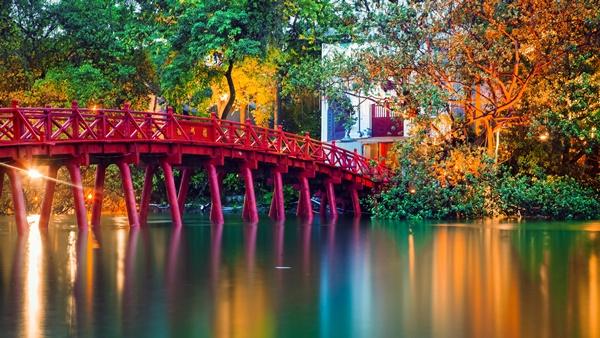 ทัวร์เวียดนาม เที่ยวเวียดนาม ฮานอย ฮาลอง นิงบิงห์ 3วัน2คืน บินโดยไทยไลอ้อนแอร์ (SL)