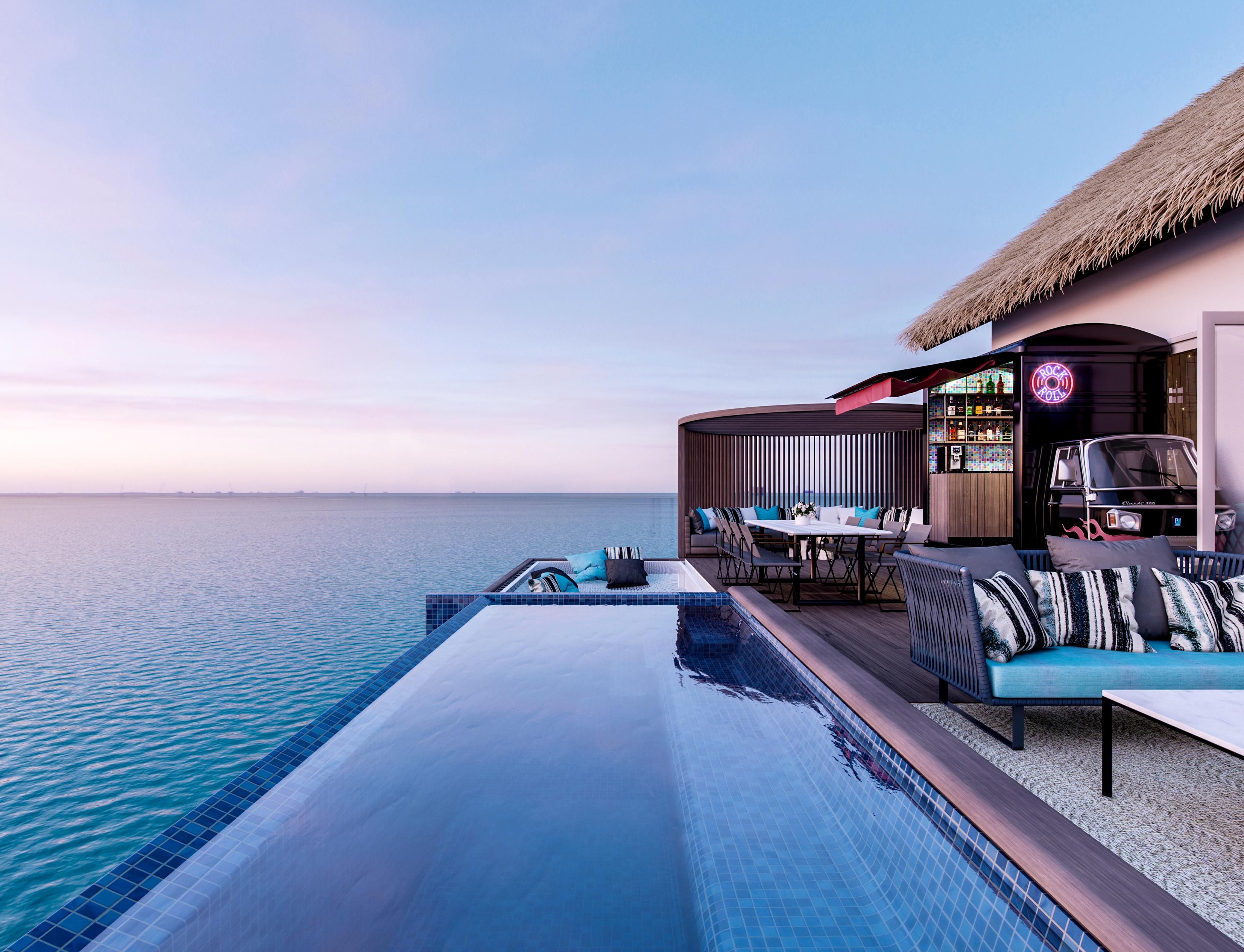 แพคเกจ มัลดีฟ รีสอร์ทใหม่ HardRock Maldives 3 วัน 2 คืน (ไม่รวมตั๋วเครื่องบิน)