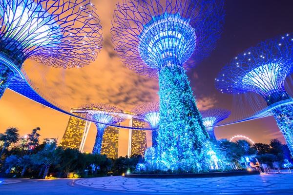 ทัวร์สิงคโปร์ เที่ยวสิงคโปร์(อิสระ 1วัน) สวนพฤกษศาสตร์ GARDEN BY THE BAY 3วัน 2คืน บินเจตสตาร์ แอร์เวย์ (3K)