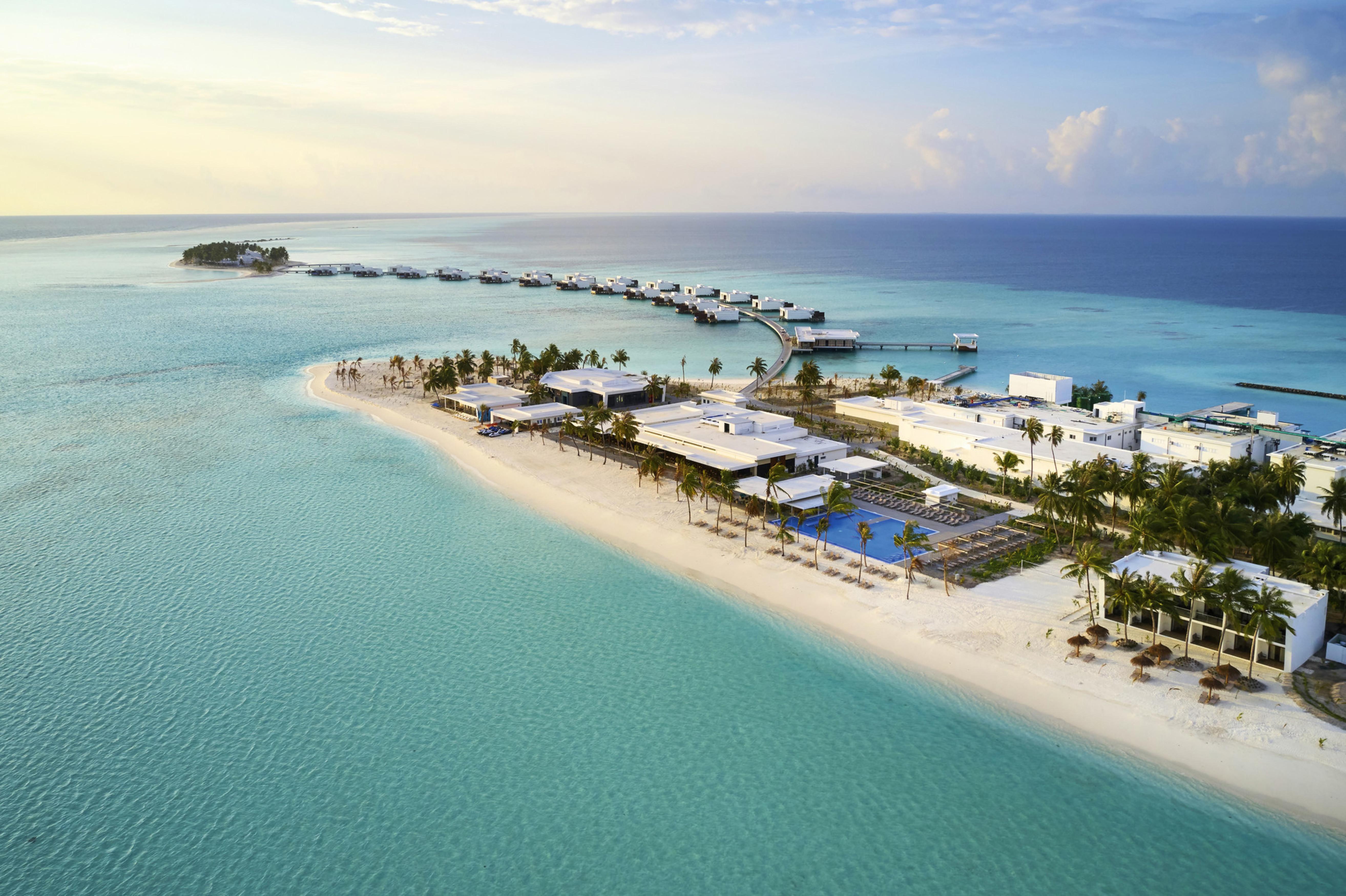 แพคเกจ มัลดีฟ Hotel RIU Atoll เดินทางโดย Domestic Flight + Speedboat (ไม่รวมตั๋วเครื่องบิน)