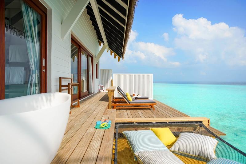 มัลดีฟ รีสอร์ทเปิดใหม่ 2019 SAii Lagoon Maldives (ไม่รวมตั๋วเครื่องบิน)