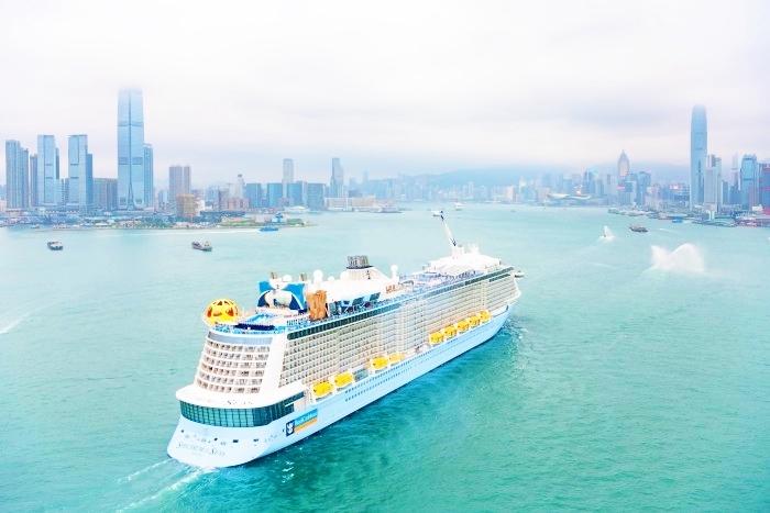 แพคเกจล่องเรือสำราญ Spectrum of the Seas 5วัน4คืน เส้นทาง ฮ่องกง เว้ ดานัง ฮ่องกง