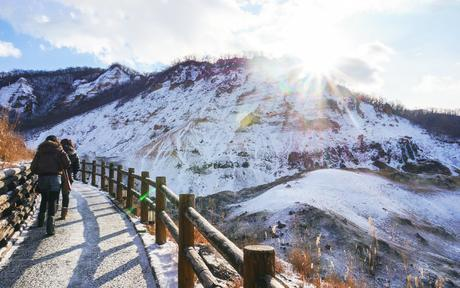 SJP2 Hokkaido New Year 2020 6D4N TG New Year 2020