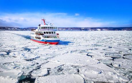SJP3 SAPPORO SNOW FESTIVAL ฮอกไกโด ลองเรือตัดน้ำแข็ง 6 วัน 4 คืน TG - 6-11 FEB 2020