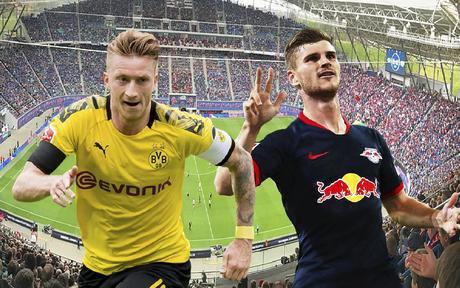 SFBEU2 Bundesliga Big Match - RB Leipzig VS Borussia Dortmund 7D4N TK - May2020