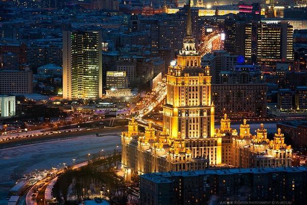 ทัวร์มอสโคว์ : Delight Moscow 6D3N