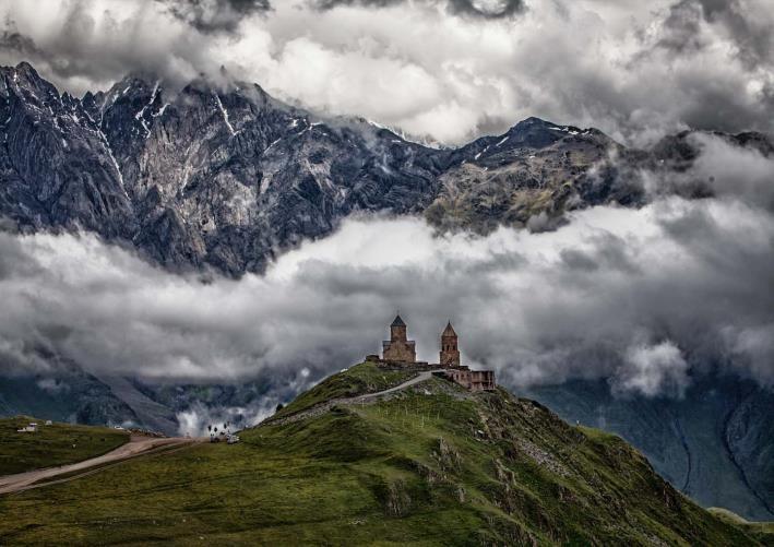 ทัวร์จอร์เจีย The Million Dollar View of Caucasus Mountains จอร์เจีย อาร์เมเนีย 8 วัน 5 คืน