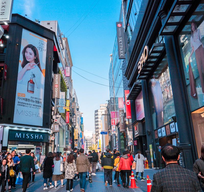 ทัวร์เกาหลี กาหลี Hot Hit Promotion 5 วัน 3 คืน โดยสายการบินไทยแอร์เอเชีย เอ็กซ์ (XJ)