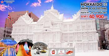 HOKKAIDO SNOW & ICE FESTIVAL 7D4N (HX)
