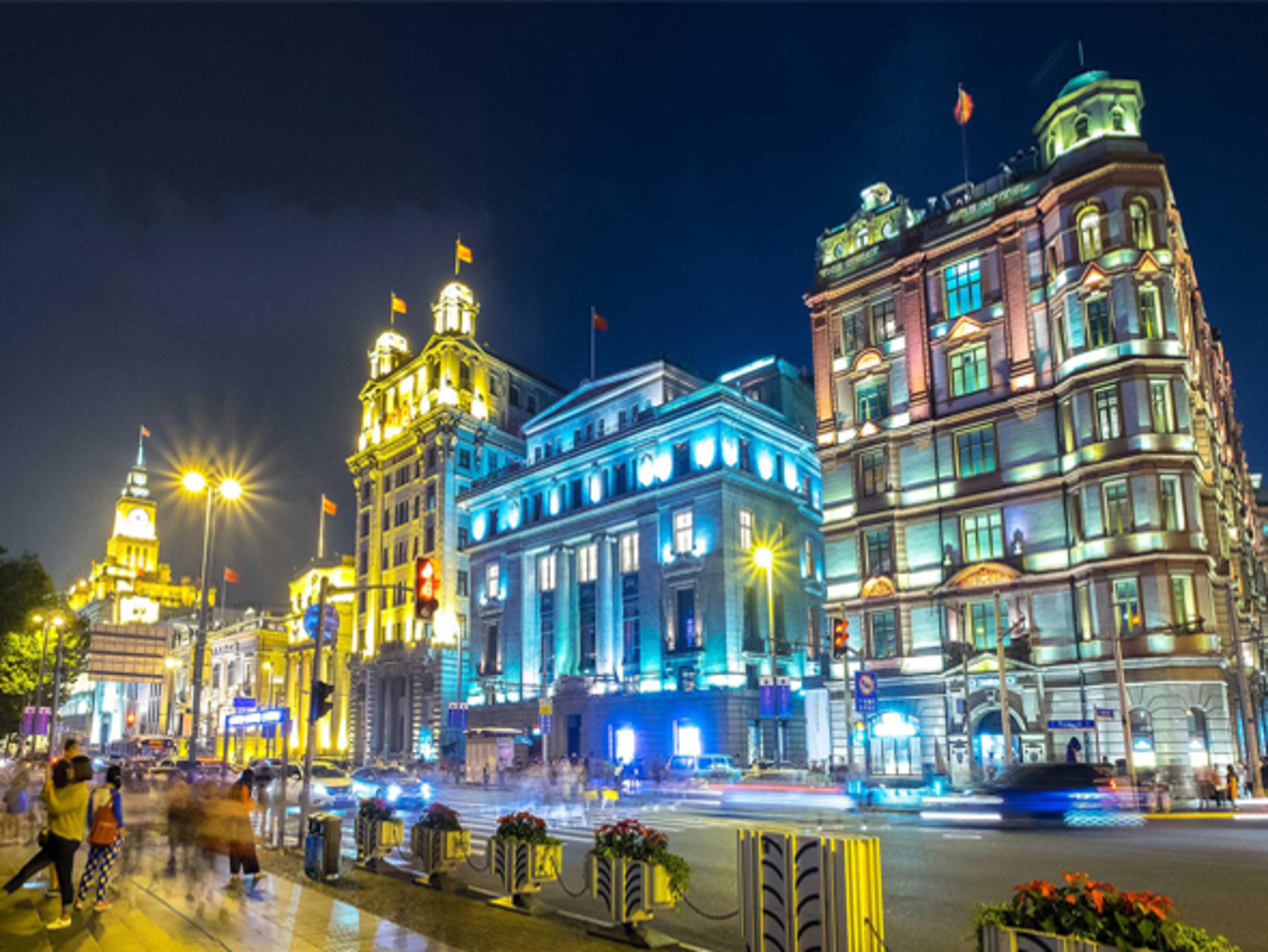 เที่ยวเต็มครบ 3 เมืองดัง  เซี่ยงไฮ้ - หังโจว - อู๋ซี  ร้าน STARBUCKS RESERVE ROASTERY  ใหญ่และสวยที่สุดในโลก