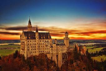 ทัวร์ยุโรป Charming East Europe Germany-Austria
