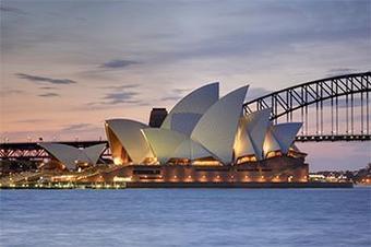 ทัวร์ออสเตรลีย SYDNEY - MELBOURNE