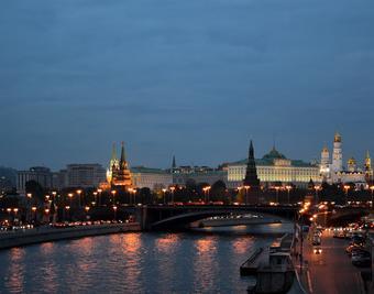 Hilight Russia 6 Days 2 Cities มอสโคว์ –เซ้นต์ปีเตอร์สเบิร์ก