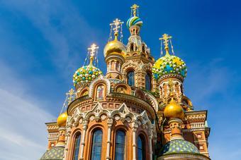 Hilight Russia 6 Days มอสโคว์ –เซ้นต์ปีเตอร์สเบิร์ก