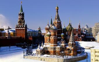 Hilight Russia 3 Cities 7 days 5 nights มอสโคว์ - เซ้นต์ปีเตอร์สเบิร์ก - พุชกิ้น