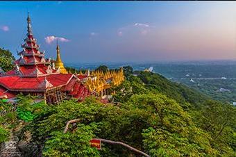 ทัวร์พม่า นะโม Mandalay