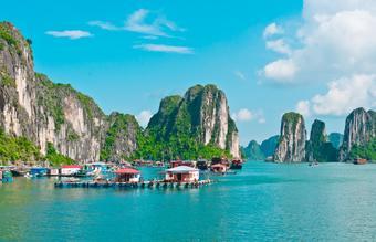 ทัวร์ เวียดนามดีดี !!  CLASSIC FUN PARK VIETNAM ฮานอย-ฮาลอง-สวนสนุก Sun World