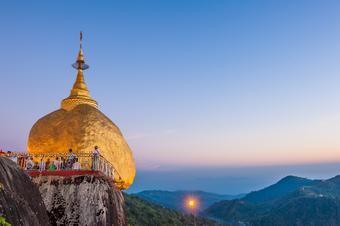 DELUXE MYANMAR  BY AIR ASIA (FD) ย่างกุ้ง-หงสาฯ-สิเรียม-อินทร์แขวน