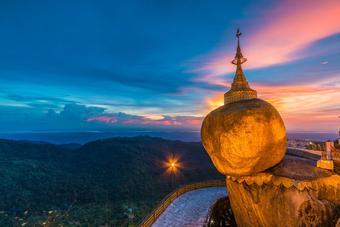 SPECIAL MYANMAR ย่างกุ้ง-หงสาฯ-พระธาตุอินทร์แขวน