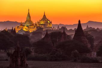 VINTAGE MYANMAR