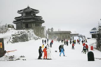 KOREA SNOW FROST (อินชอน - โซล – โซล)