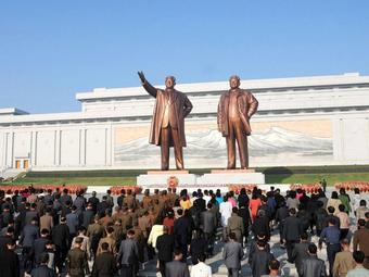 เกาหลีเหนือ เสิ่นยาง เปียงยาง
