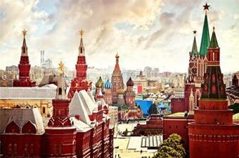 มหัศจรรย์ รัสเซีย  มอสโคว์-ซาร์กอร์ส