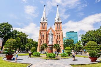 เวียดนามใต้ ดาลัท - มุยเน่ - โฮจิมินห์