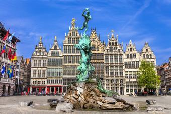 SELECTED BENELUX BELGIUM-NETHERLANDS-GERMANY