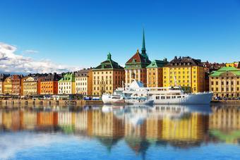 ทัวร์สวีเดน SWEDEN NORWAY DENMARK