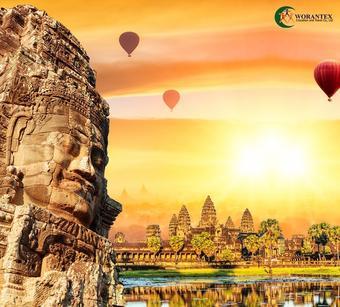 ทัวร์กัมพูชา KIKKY BAYON STYLE IN CAMBODIA