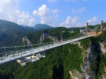 ทัวร์จีน IMPRESSION OF NATURE ZHANGJIAJIE