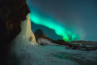 ไอซ์แลนด์ (ล่าแสงเหนือ) 8 วัน