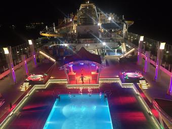 ทัวร์เรือสำราญ Gemini  Langkawi Port Klang  เทศกาลปีใหม่