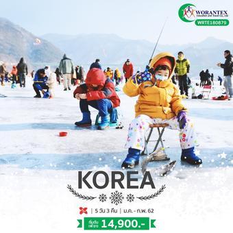 """""""KOREA ICE FISHING 2019"""""""